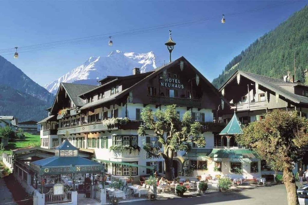 Abeneuer Fischwasser Alpendomizil Neuhaus