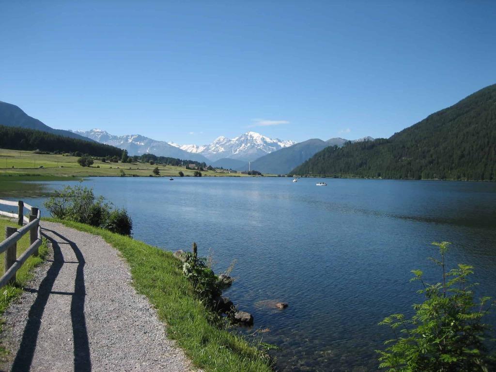 Abenteuer Fischwasser Bild Region Haidersee