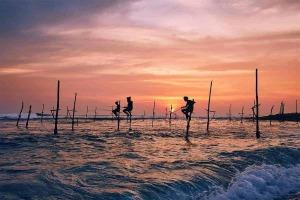 Abenteuer Fischwasser Fischer am Meet