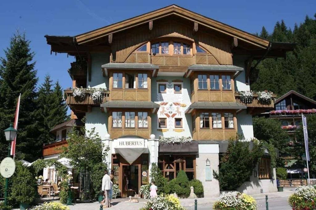 Abenteuer Fischwasser Hotel DAS MAIER