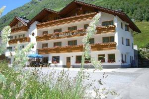 Abenteuer Fischwasser Hotel Sabine