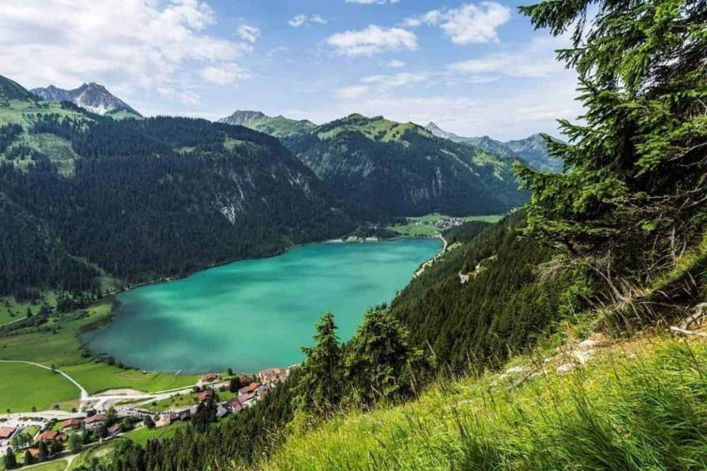 Abenteuer Fischwasser Region Tannheimer Taöl