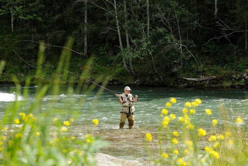 Abenteuer Fischwasser Landgut Moserhof