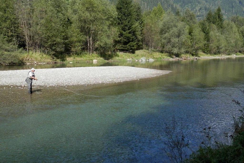 Abenteuer Fischwasser Nationalpark Region Hohe Tauern Kaernten