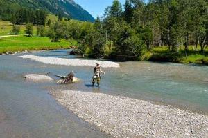 Abenteuer Fischwasser Feriendorf Ponyhof