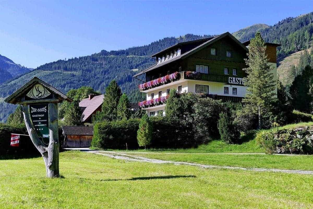 Accommodation Irdning-Donnersbachtal: Hotels - BERGFEX