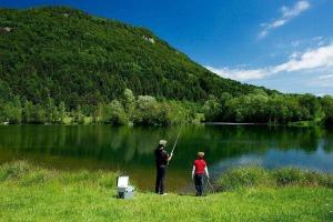 Abenteuer Fischwasser Hotel Sabine Neu