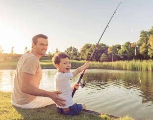 Kinderfischen